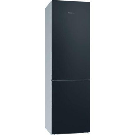 Chladnička s mrazničkou Miele KFN 29283 D bb černá