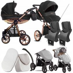 BABY ACTIVE Mommy Glossy Black