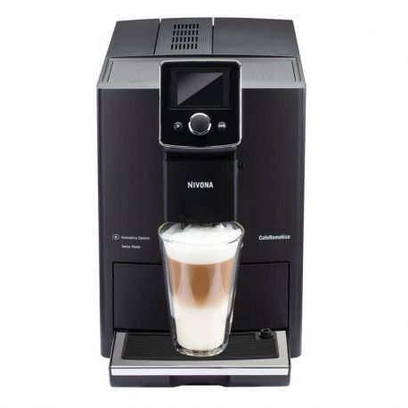 Espresso Nivona CafeRomatica 820 černé